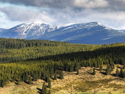 Krkonošskému národnímu parku je 57 let