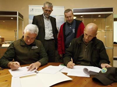 Den Krkonoš přilákal českého i polského ministra životního prostředí
