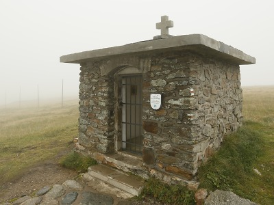 Krkonošský památník obětem hor má nový interiér