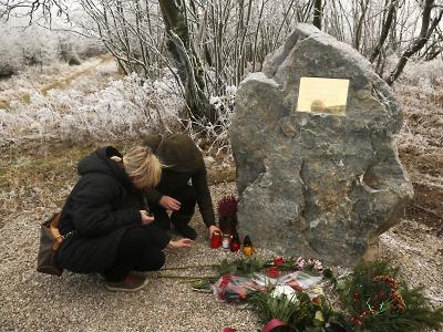 Odhalili pomník bývalému řediteli KRNAP Jiřímu Novákovi