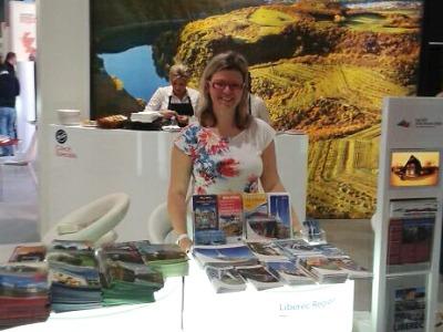 Liberecký kraj se prezentuje na veletrhu v Utrechtu