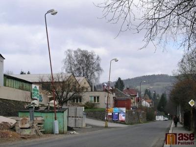Pouliční lampy město opraví až spolu s rekonstrukcemi ulic