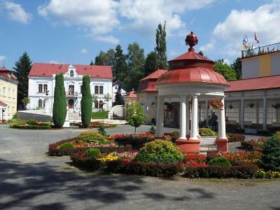 Lázně Libverda lákají na památkově chráněnou kolonádu