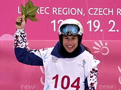Ester Ledecká šokovala sjezdařský svět a má olympijské zlato!