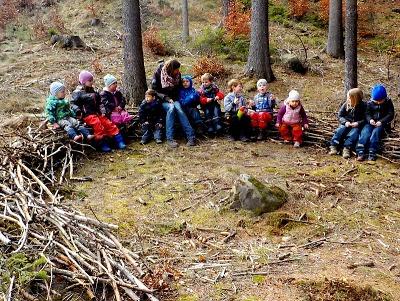 Světový den lesních školek a klubů oslaví setkáním v Sedmihorkách