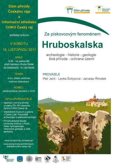 V listopadu přichystali v Domě přírody Českého ráje několik akcí