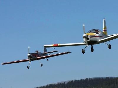 Letci a národní park se shodli, jak dál slétáním nad Krkonošemi