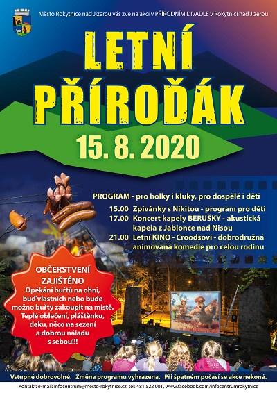 Lokalita přírodního divadla v Rokytnici po čase opět ožije!