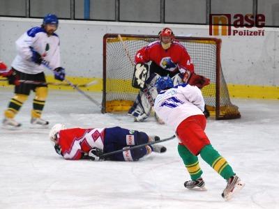 Syřenov ve finále LHL vyzval Hořice