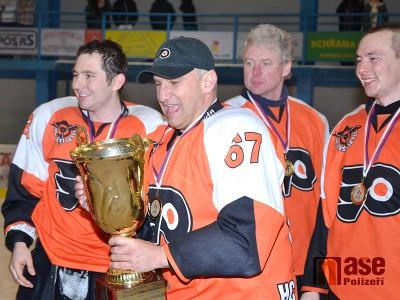 FOTO: Titul v Lomnické lize 2012 získali Čeští Letci