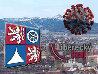 V Libereckém kraji je aktuálně situace s koronavirem stabilní