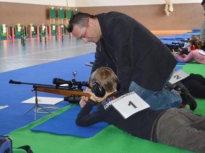 V Libštátě se uskutečnil přebor ve střelbě mládeže ze vzduchovky