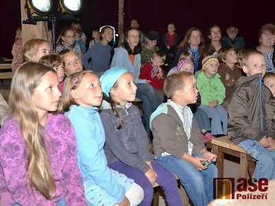 Libštátské pozdní léto opět přináší divadlo i zajímavé koncerty