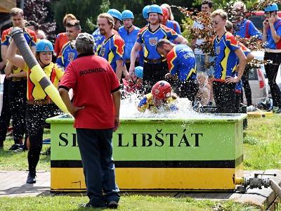 Obrazem: Libštátský pohár hasičů 2021