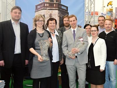 Liberecký kraj si přivezl tři ocenění z cestovního veletrhu Holiday World