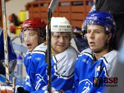 Hokejisty Lomnice přehrálo na úvod deset Klokanů