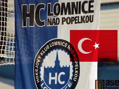 Lomničtí hráči prověří reprezentaci Turecka