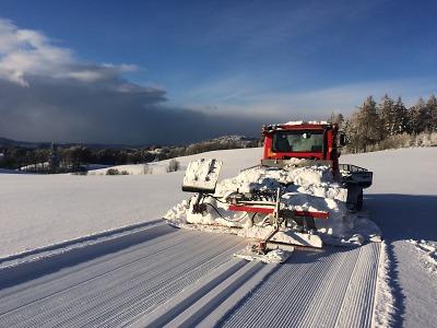 Lomnická lyžařská magistrála letošní zimu opět ožila