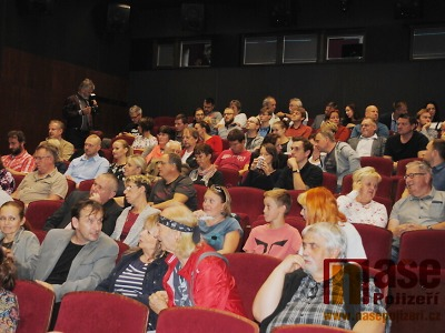 V lomnickém kině hodnotí první týdny po zahájení provozu