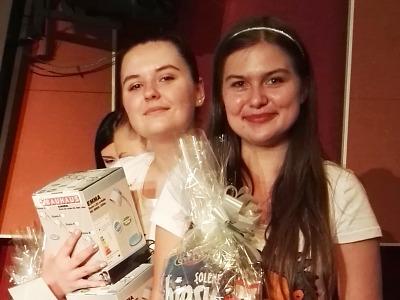 Lomnické středoškolačky vybojovaly ve městě piva a tužek bronz