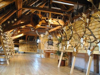 V lomnickém muzeu otevřeli novou expozici loveckých trofejí