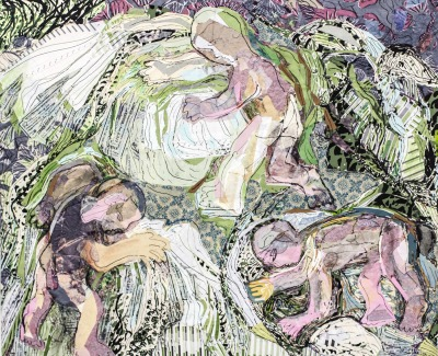 Malířka Ludmila Matoušová vystavuje v Železném Brodě