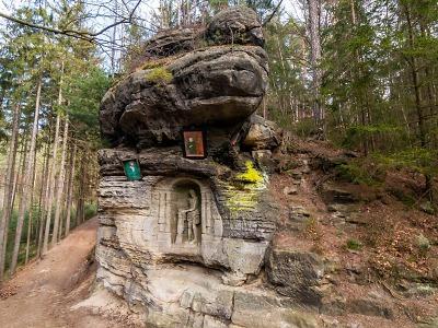 Skryté skvosty Libereckého kraje 1: Skalní reliéfy Lužických hor