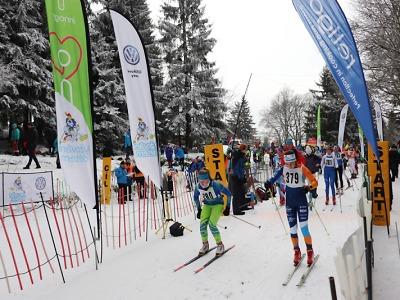 Benecko poměřilo výkonnost lyžařů Liberecka s jinými kluby