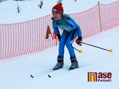 Na Lhotách se sešlo přes 100 mladých běžců