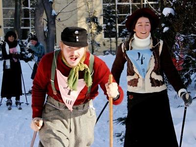 FOTO: Štafetový běh rozestavný završil letošní sérii Vrchlapák