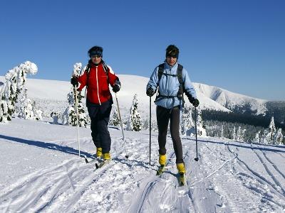 Milovníci lyžování v Krkonoších se dočkali sedmi nových tras