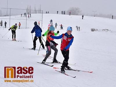 Obrazem: Ve Vrchlabí a v okolí se naplno lyžuje