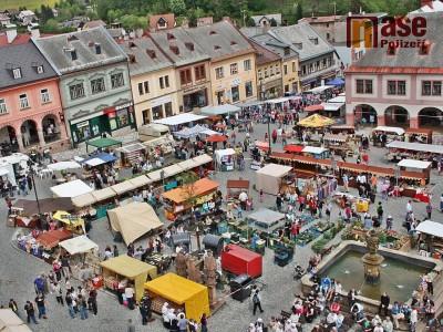 Jilemnické náměstí oživí tradiční Májový jarmark