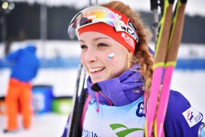Markéta Davidová má juniorské zlato, Vítězslav Hornig bronz
