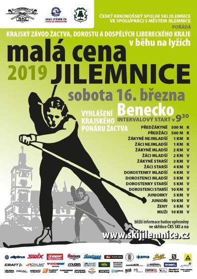 Při Malé ceně Jilemnice vyhlásí Krajský pohár žactva