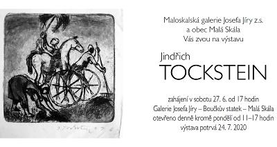 Výstava Jindřicha Tocksteina otevře sezonu v maloskalské galerii