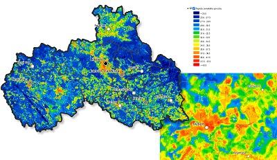 Liberecký kraj je jedním z prvních s plánem adaptace na změnu klimatu