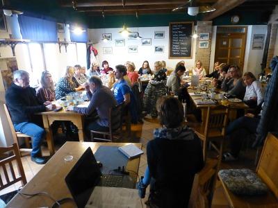 Setkání ředitelů školských zařízení ORP Turnov proběhlo v Rokytnici