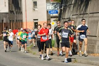 FOTO: Na Benešovském maratonu znovu překonávali rekordy