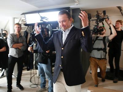 Film Prezident Blaník bude dokončen vrekordním čase