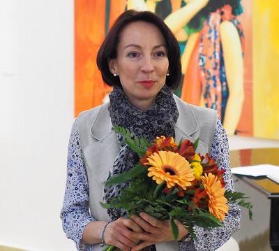 FOTO: V semilském muzeu zahájili výstavu výtvarnice Markéty Urbanové
