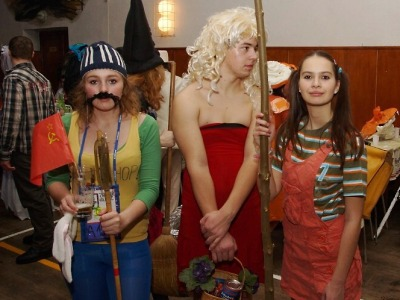 V Bozkově připravují tradiční Maškarní karneval