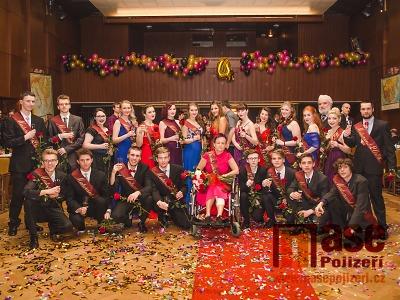 Obrazem: Maturitní ples Gymnázia a SOŠ Jilemnice