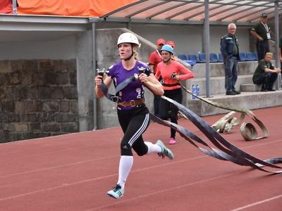 Šárka Jiroušová z Poniklé opět zvítězila v rekordním čase