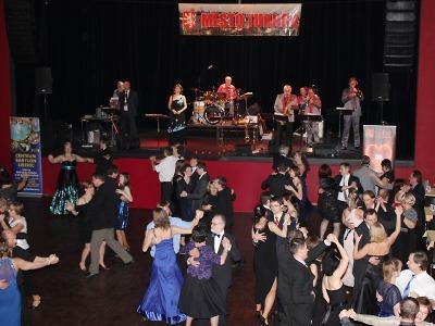 Ohlédnutí za IV. Městským plesem v Turnově