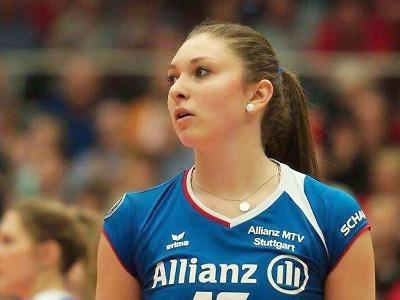 Michaela Mlejnková vyhlášena Volejbalistkou roku 2017