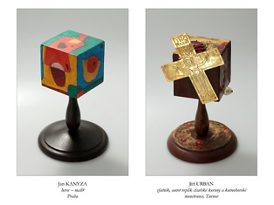 Miniatury ve tvaru kostky aneb pozoruhodná sbírka Jaroslava Adama