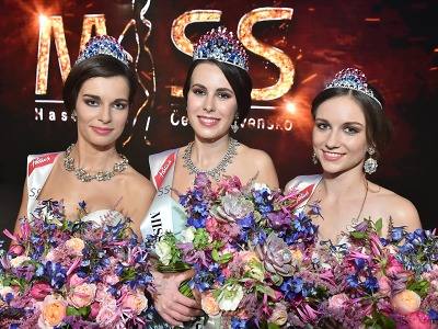 Kristýna Švadlenová ze Smržovky je třetí v soutěži Miss hasička
