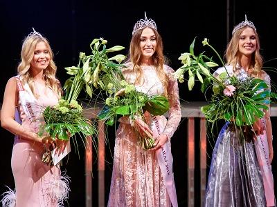 FOTO: Miss Liberecký kraj je Nina Boichenko, druhá Aneta Pavlatová