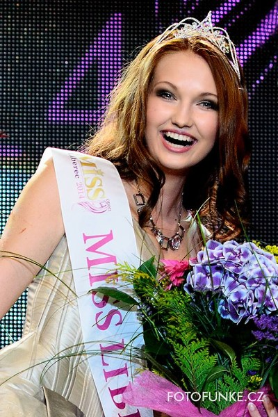 FOTO: Miss Liberec Open 2014 se stala krásná Nikol z Turnova